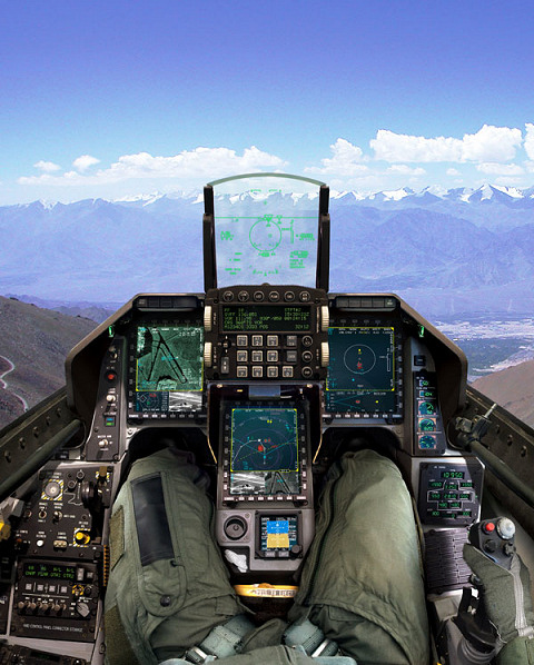 F 16 Fighter Jet Cockpit The future of F-16… ...